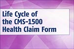 life cycle of the cms 1500 claim form book image